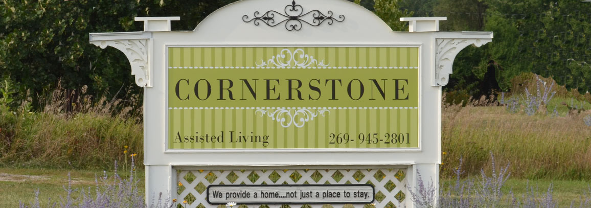 Conerstone Assisted Living Celebrates the Lifestyle
